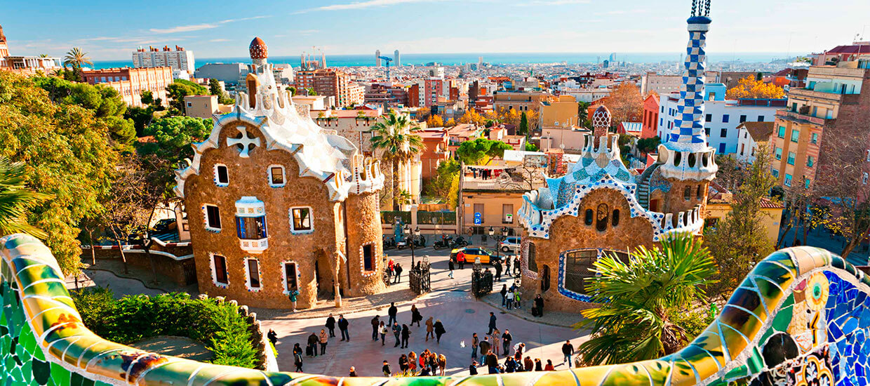 City tour Barcelona