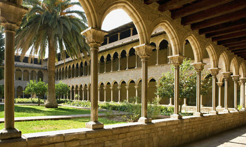 Monasterio de Barcelona