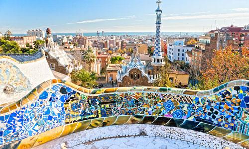 Park Güell Barcelona Gaudí