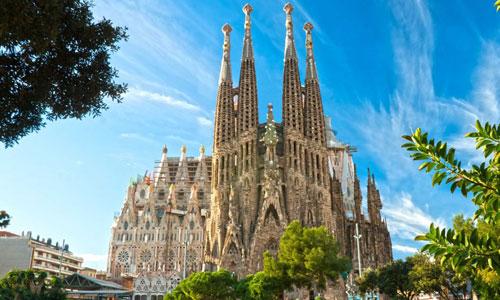 Basílica Sagrada Familia Barcelona