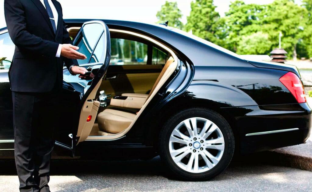 Conductor profesional Premium Car Transfers