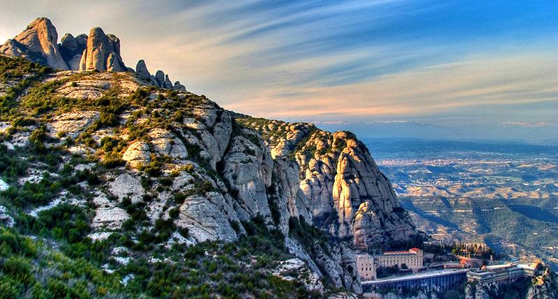 City tour Montserrat