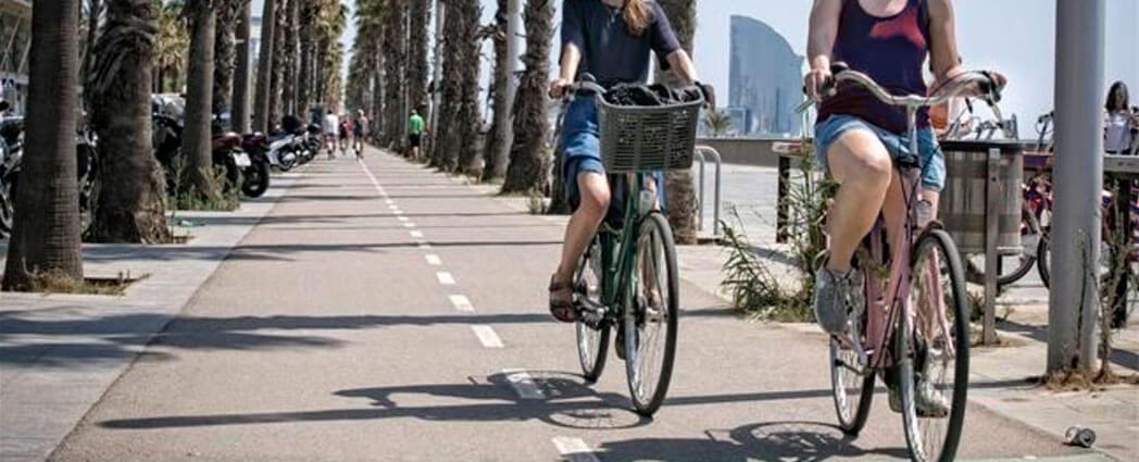 Barcelona cierra su circulación al tráfico de coches