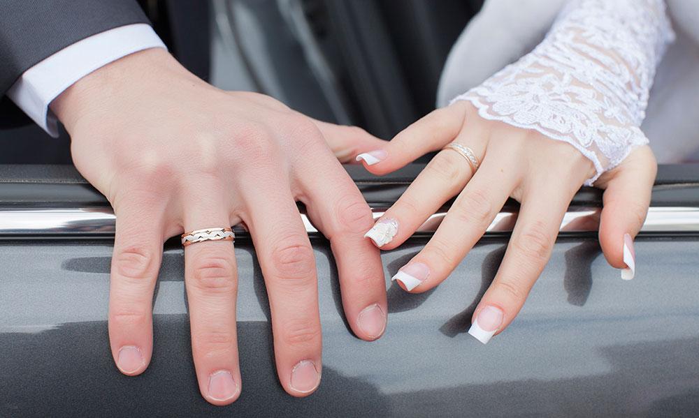 Chofer privado para bodas