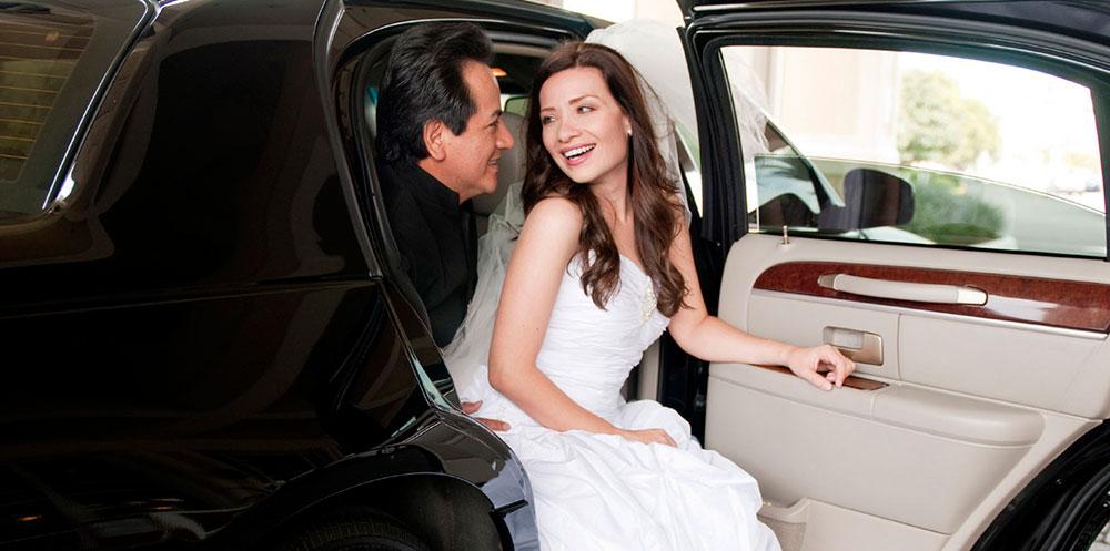 Alquiler de coches de lujo para bodas