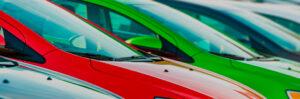 Diferentes colores para tu vehículo según tu personalidad
