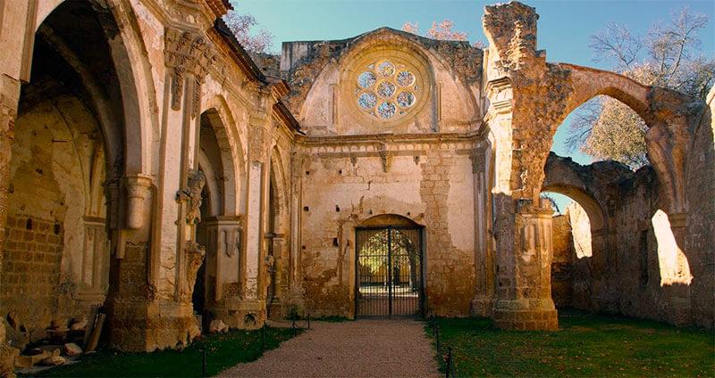 Transfer al Monasterio de Piedra