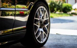 Estado de los neumáticos del coche