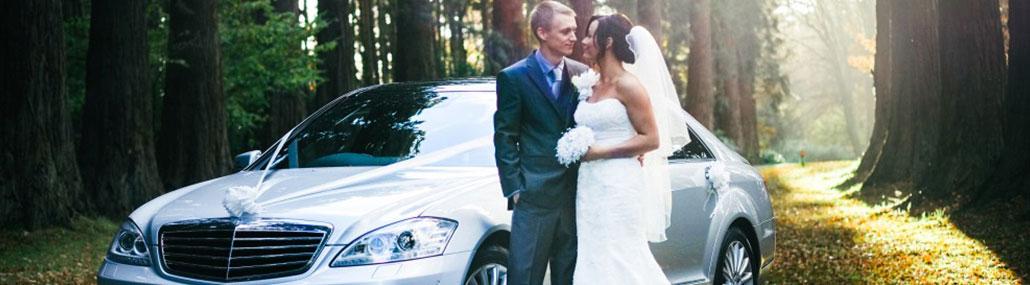 Alquiler coche con conductor para bodas
