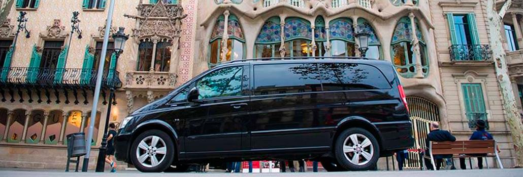 Transporte privado en Barcelona