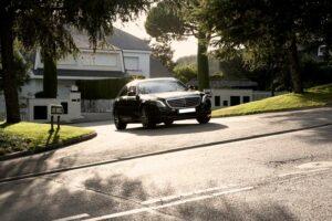 Mercedes clase s barcelona