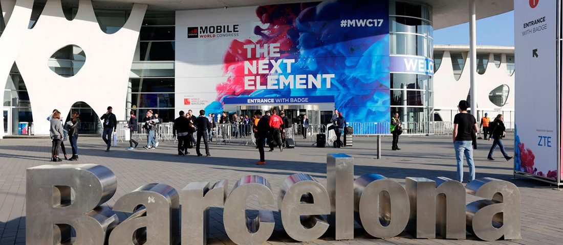 Chófer para el Mobile World Congress 2018 en Barcelona