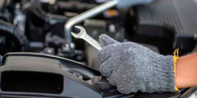 reparar el coche para viajes largos