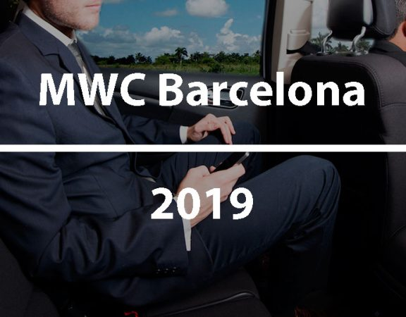 Ventajas de contratar chofer privado para el Mobile World Congress 2019