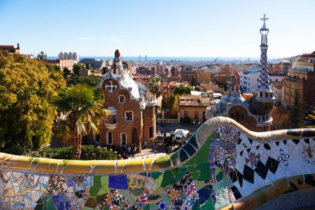 vuelta turística por Barcelona con guía en inglés